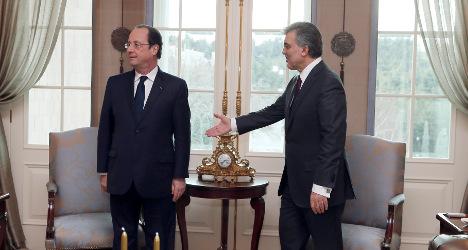 Turkey's EU bid will go to referendum: Hollande