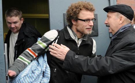 Swiss Greenpeacer Weber: I'd do it all again