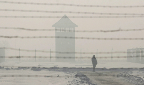 How should Germany mark the Holocaust?