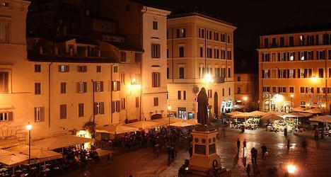Italian police probe American student's death