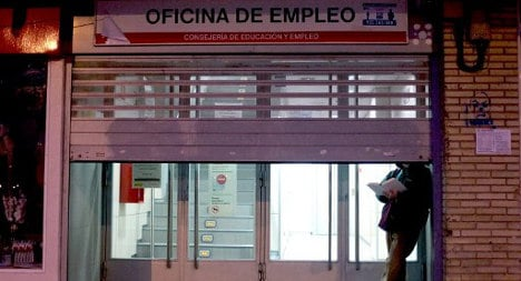 Spain starts 2014 with more unemployed