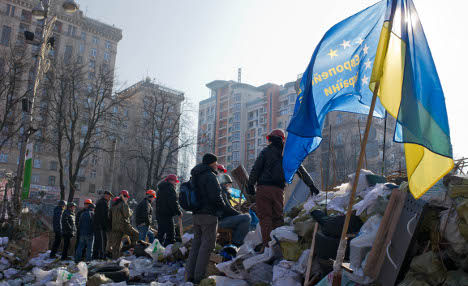 Ukrainians: German sanction threat 'too slow'