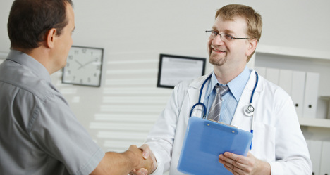 Quarter of young French men 'are hypochondriacs'