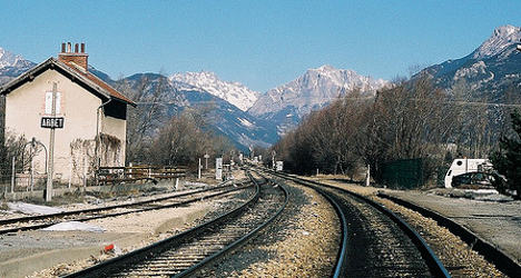 Alps tourism chiefs slam planned French rail strike