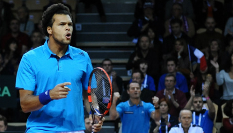 France beat Australia in Davis Cup thriller