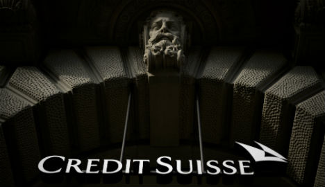 Credit Suisse to pay $196m US fine