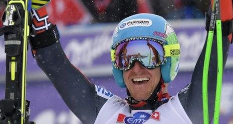 America's Ligety wins St. Moritz giant slalom