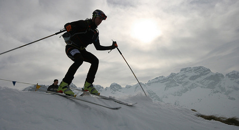 British skier dies in 600m fall in French Alps