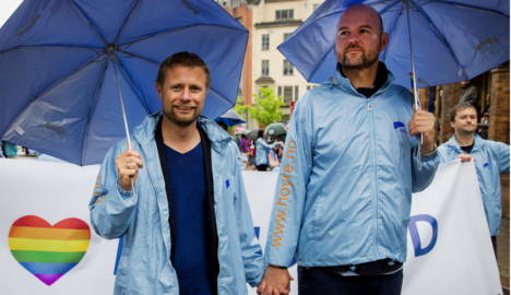 Norway minister to bring husband to Sochi