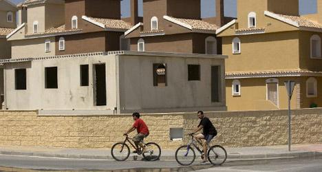 'Spain has empty homes for all EU's homeless'