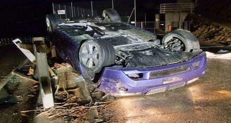 Man killed in freak parking accident