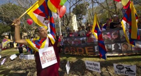 Spain votes to shelve Tibet genocide case