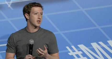 Zuckerberg takes centre stage in Barcelona