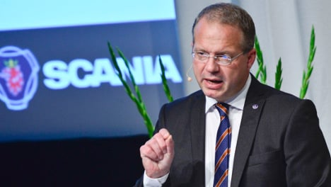 Scania bosses made pre-bid shares purchases
