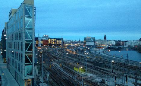 Stockholm ranked EU's top tech city: study
