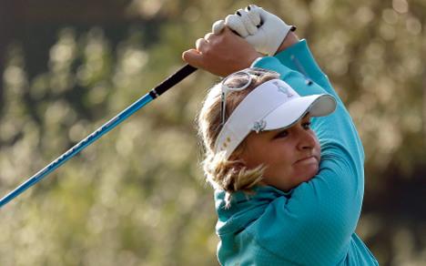 Sweden's Nordqvist claims Thai golf win