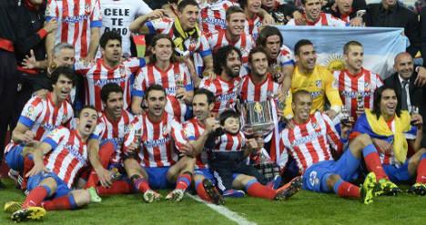 Real Madrid seek Cup revenge against Atlético