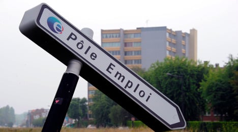 Record French jobless rate is 'under control'