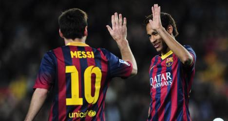 On-form Barça ready for star-studded Man City