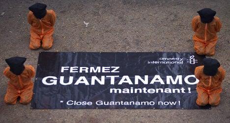 Guantanamo: Paris judge asked to probe 'torture'