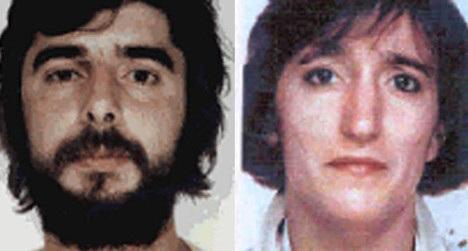 Eta terror suspects deported to Spain