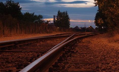 Track death prompts Stockholm train delays