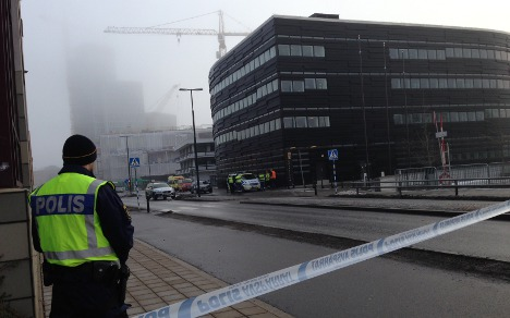 Malmö court evacuated in new bomb scare