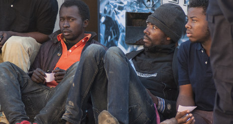 Migrants 'beaten' after border assault: Reports