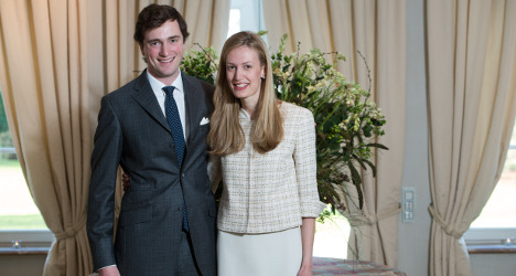 Belgian prince to marry Italian journalist