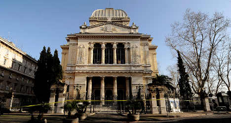 US report slams Italy over anti-Semitism
