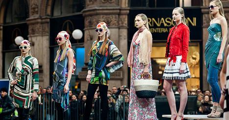 Fashion sector pins rebound hope on Milan
