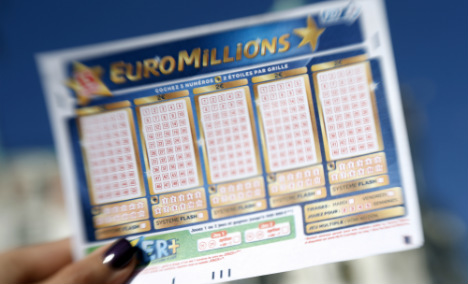 French lottery winner scoops €72 million