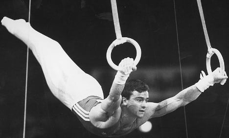 Former Olympic athlete 'kills son then himself'