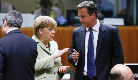 'Cameron's red carpet reeks of desperation'