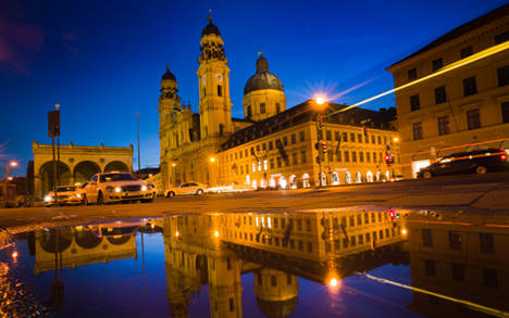 German cities top world quality of life rankings