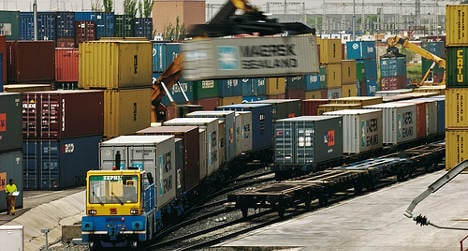 Record exports prop up Spain in 2013