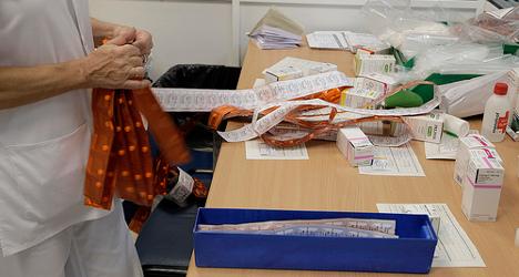 Italian nurses in cyclist doping scandal