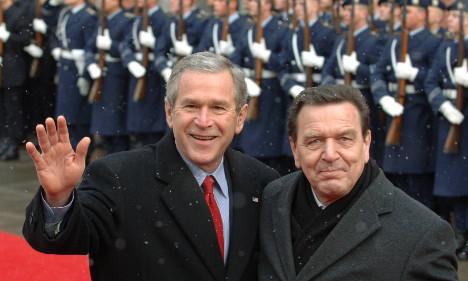 NSA 'tapped Gerhard Schröder's phone too'