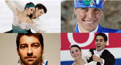 Italy's hottest athletes at the Sochi Olympics