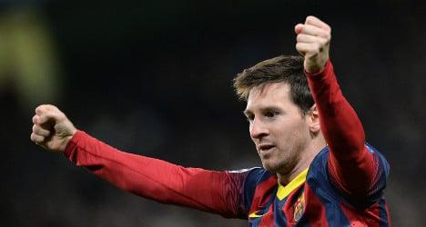 Downbeat Barça look to shore up top spot