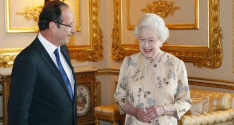 Queen Elizabeth to visit France for D-Day service