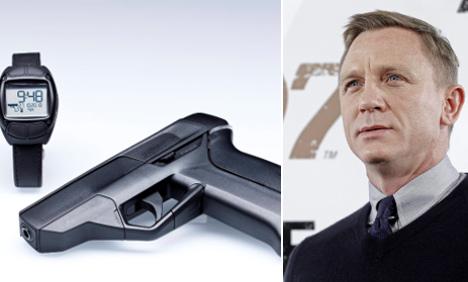 Bavarians invent world's first 'smart gun'