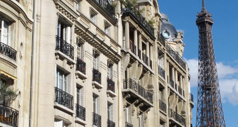 'Foreign accents make it harder' to find French flat