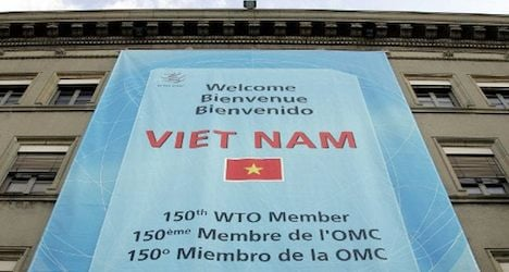 Vietnamese diplomat seeks asylum in Geneva