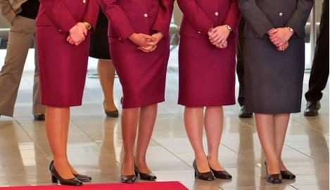 Qatar Airlines slammed for sexist job advert
