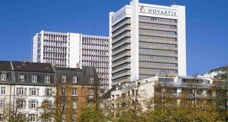 Japanese raid Novartis offices in criminal probe