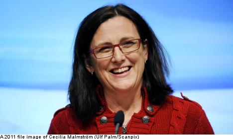EU: Sweden should ban secret party donations