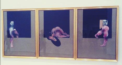 Secret tape: UK's Francis Bacon had Spanish muse