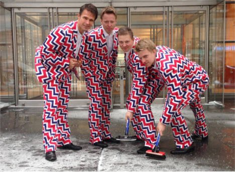 GALLERY: A tribute to the hottest pants in Sochi