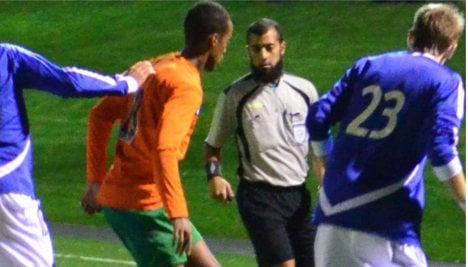 Norwegian Islamist refused referee licence